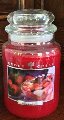 Goose Creek Summer Slices Candle