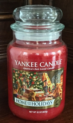 Yankee Candle, Home for the Holidays Candle