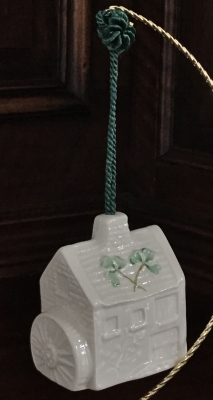 Belleek, Ballylist Mill Ornament