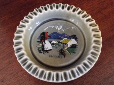 Wade Irish Porcelain Ash Tray
