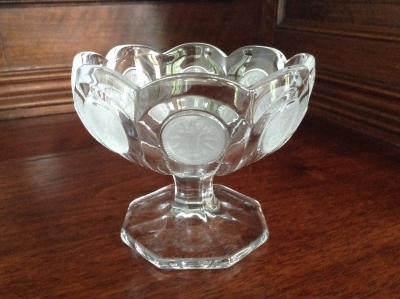 Coin Glass Bowl