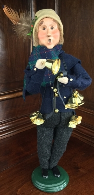 Byers' Choice, Caroler with Bells