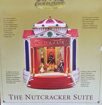 Mr. Christmas, The Nutcracker Suite