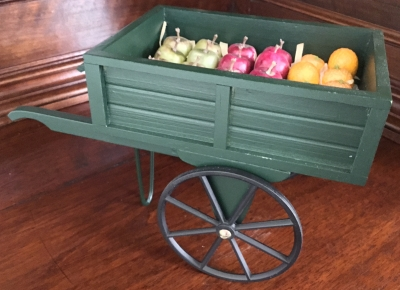 Byers' Choice, Fruit Cart