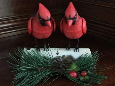 Whistling Cardinals