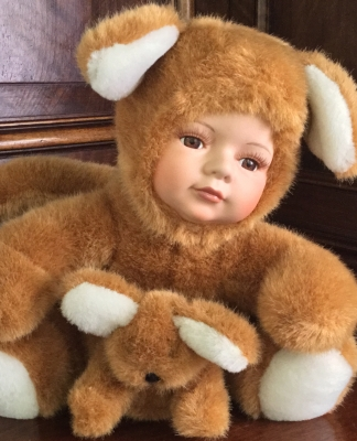 Show-Stoppers Doll, Kangaroo Kids
