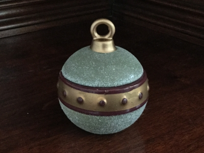 "Yankee Candle ""Ornament"" Tea Light Holder"