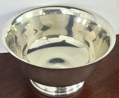 Tiffany & Co. Pewter Bowl