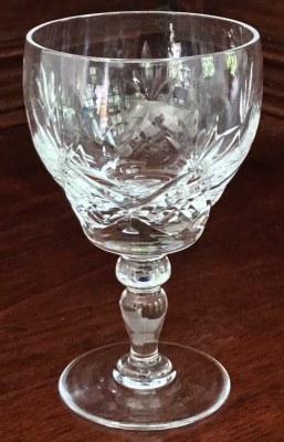 Royal Brierley White Wine Glass