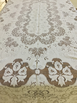 Peggy Wilkins Tablecloth