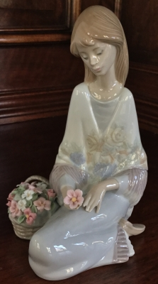 Lladro, Flower Song