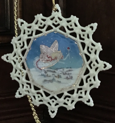 Lenox Magical Evening Ornament
