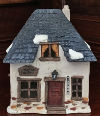 Department 56 Shops of Dickens' Village, Candles