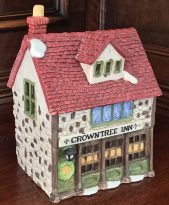 Department 56 Shops of Dickens' Village, Crowntree Inn