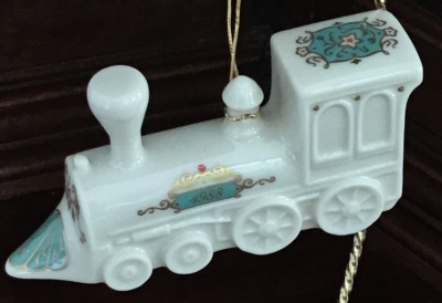 Lenox 1988 Yuletide Express Ornament