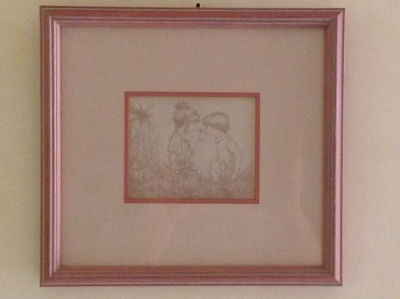 Framed Children Print