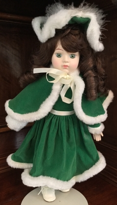 Victorian-Style Doll