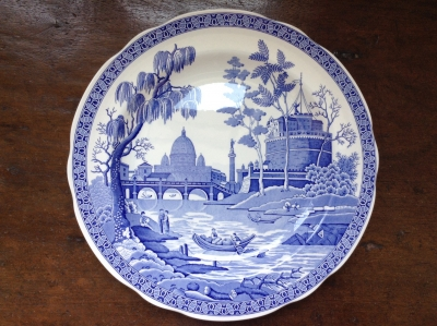 Spode Rome Plate
