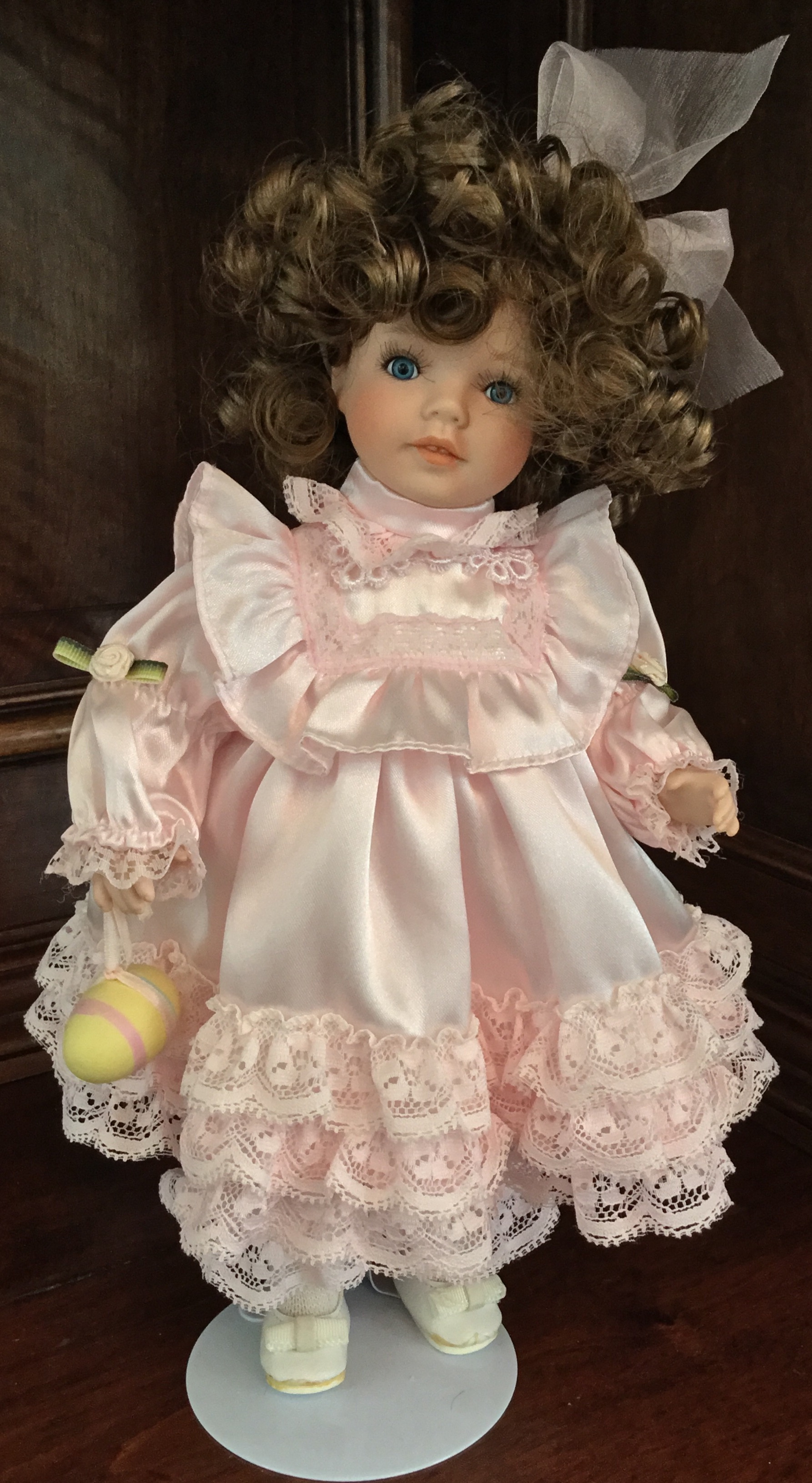 Easter Egg Doll